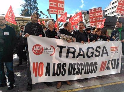 El PSOE pide el miércoles en el Congreso dar marcha atrás en los despidos de Tragsa