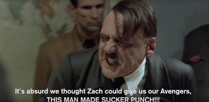 VÍDEO: Hitler reacciona a las malas críticas de Batman v Superman