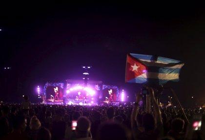 Las imágenes del histórico concierto de los Rolling Stones en Cuba