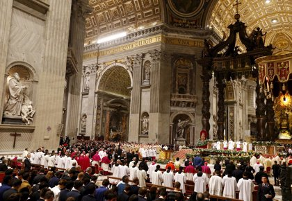 """El Papa reclama a los cristianos que no caigan en la """"terrible trampa"""" de vivir sin esperanza"""