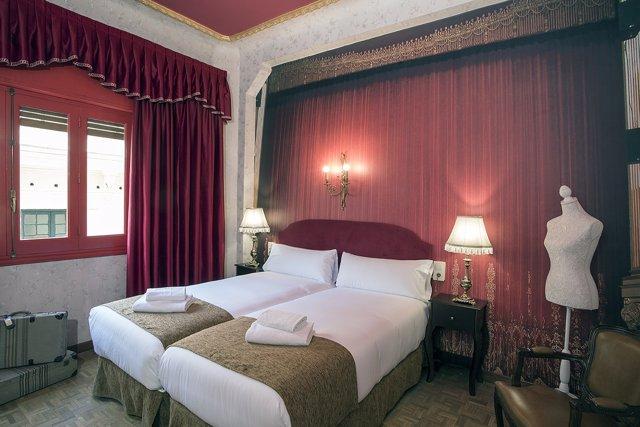 Apertura Casual Hoteles en Madrid
