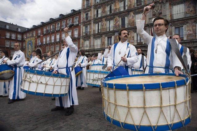 Tamborada Semana Santa 2008