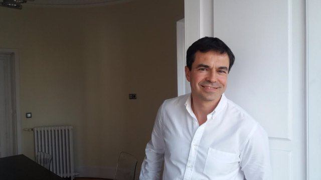Andrés Herzog, abogado y exlíder de UPyD
