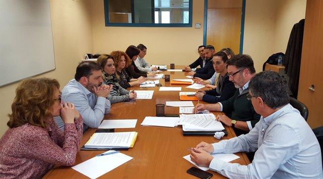 Comisión de seguimiento y coordinación