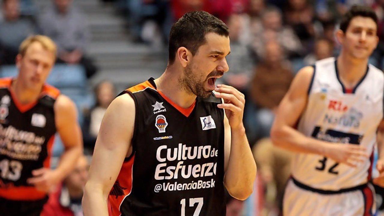 Valencia Basket Rio Natura Monbus Obradoiro