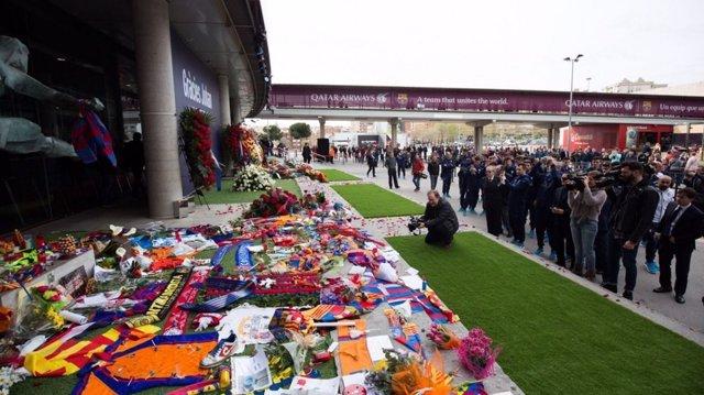 Memorial Johan Cruyff Camp Nou