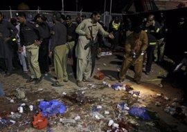Aumenta a 72 el número de muertos en el atentado contra un parque infantil de Lahore, Pakistán
