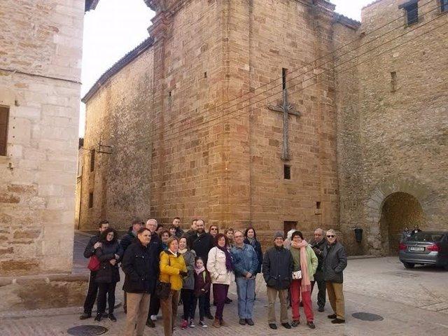 Visitas guiadas en La Iglesuela del Cid.