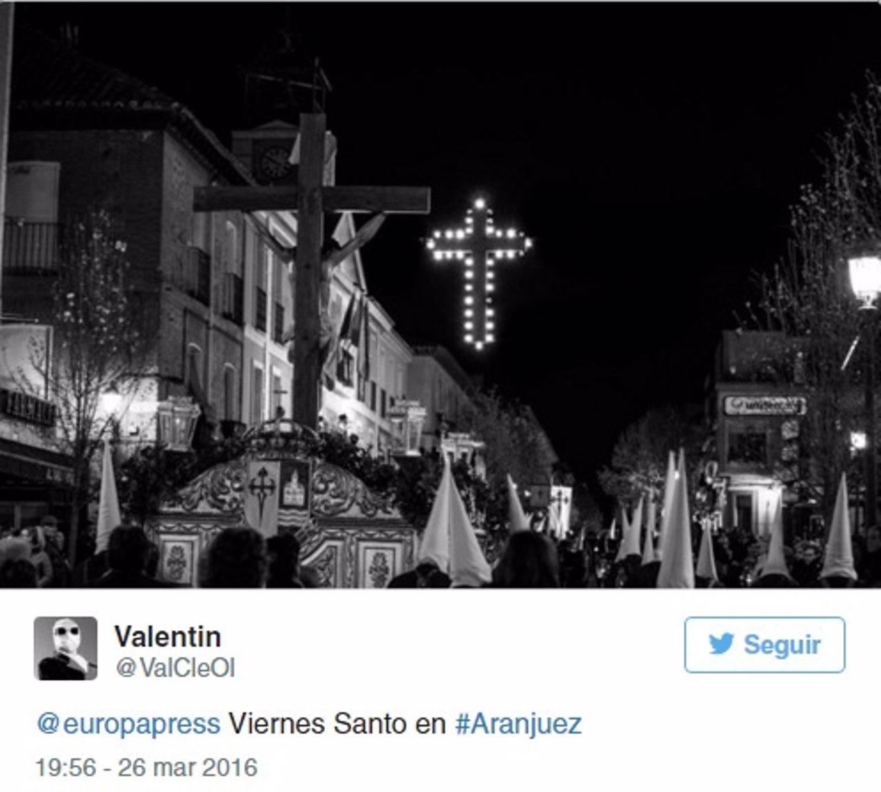 La Semana Santa de Aranjuez