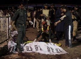 """El grupo talibán Jamaat ul Ahrar reivindica el atentado de Lahore """"contra los cristianos"""""""