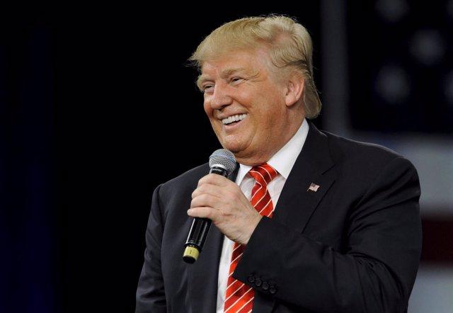 Donald Trump, candidato en las primarias del Partido Republicano