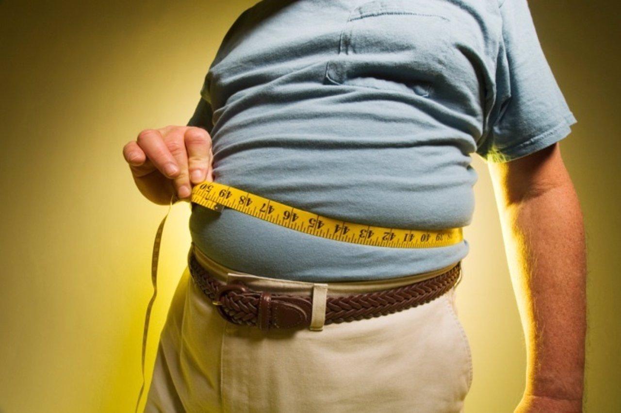 Hombre, obeso, gordo, sobre peso, cintura, obesidad