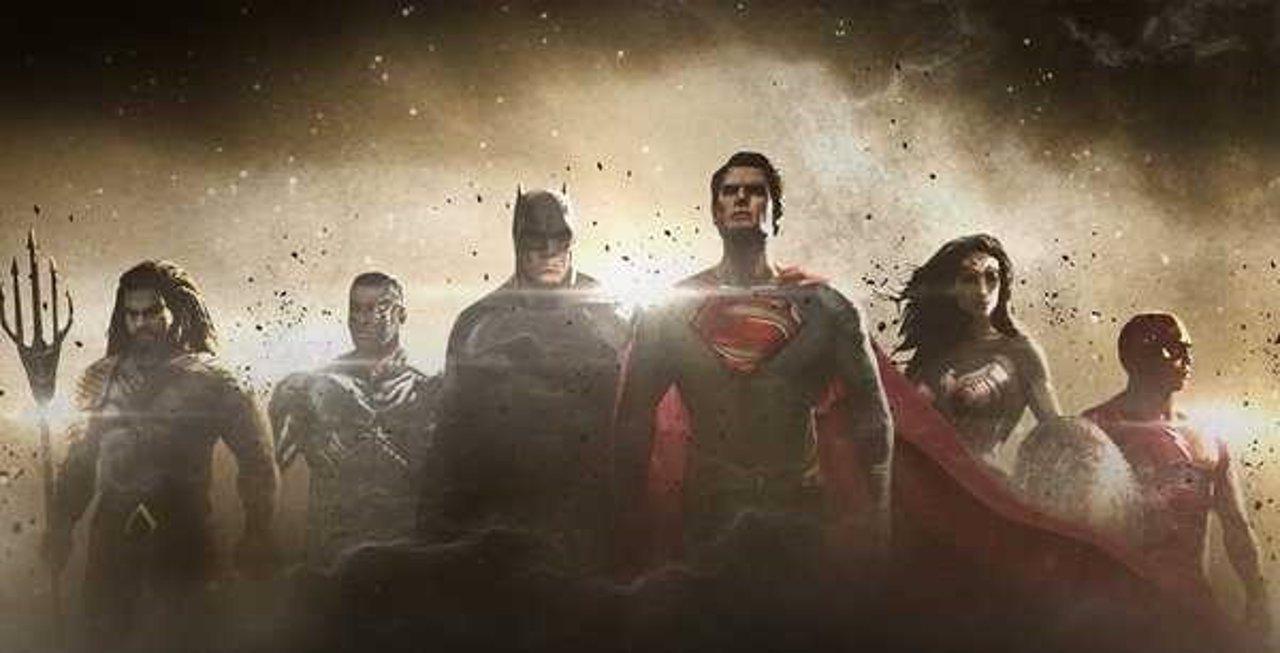 La Liga de la Justicia (concept art)
