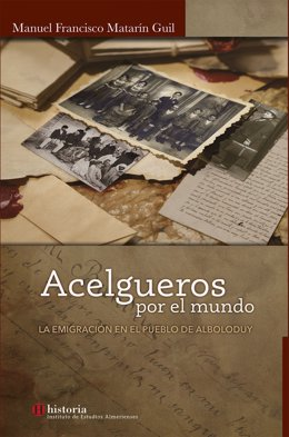 Uno de los tres libros que el IEA editará de su convocatoria externa.
