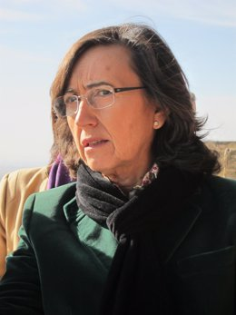 La consejera de Cultura, Rosa Aguilar