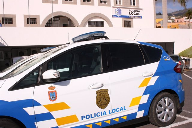 Nota Detención Policía Local