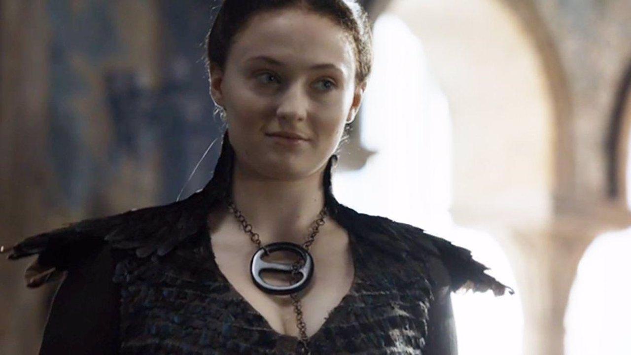 Sansa Stark, en 'Juego de Tronos'.