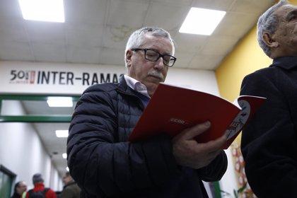 Toxo (CC.OO.) confía en que Abengoa mantenga los puestos de trabajo en España