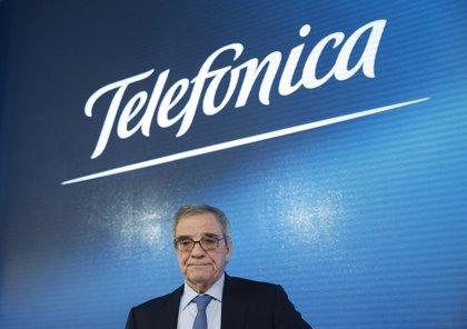 Telefónica sustituyó el blindaje de Alierta por una aportación única de 35,5 millones a su fondo de pensiones