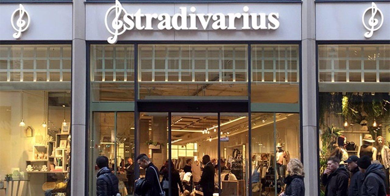 Stradivarius en Amsterdam
