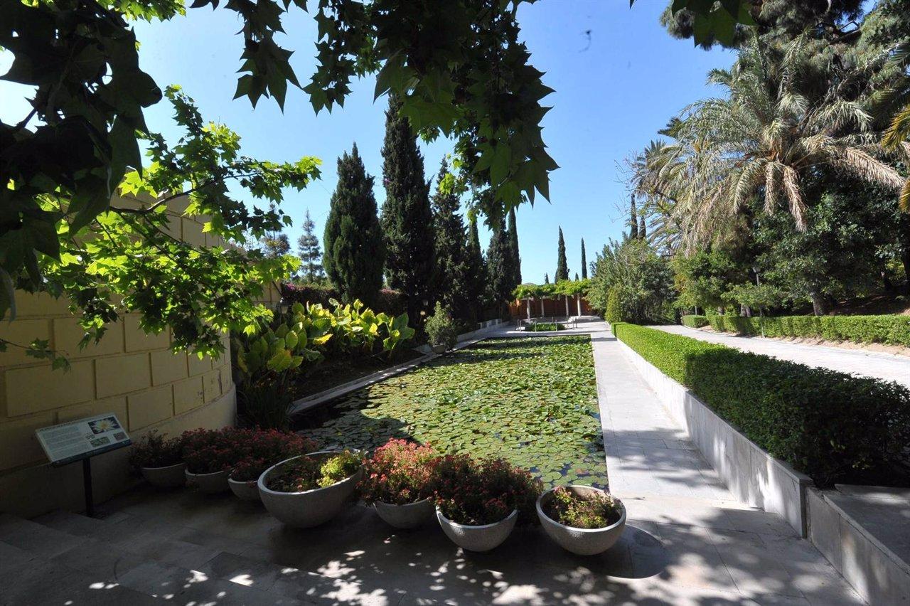La Entrada Al Jardin De La Concepcion Sera Gratuita Los Domingos Por