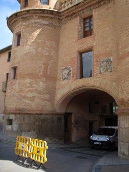 Puerta de Terrer de Calatayud (Zaragoza)
