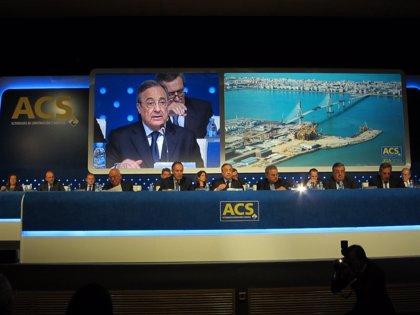 ACS nombrará un nuevo consejero en representación Florentino Pérez