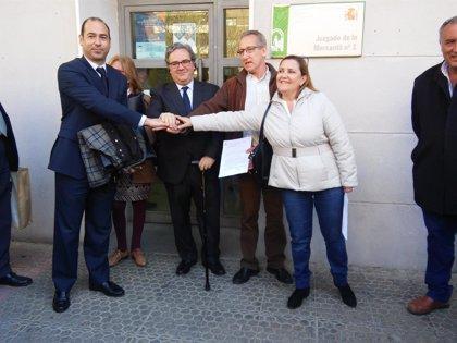 Firmado el acuerdo entre las partes para la venta efectiva de Pérez Giménez en Córdoba