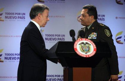 """Santos llama """"cobarde"""" al Clan Úsuga por pagar recompensas a quienes asesinen a policías"""