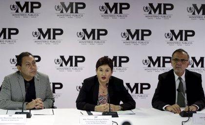 """EEUU premia a la fiscal de Guatemala por procesar """"sin miedo"""" a criminales y políticos"""
