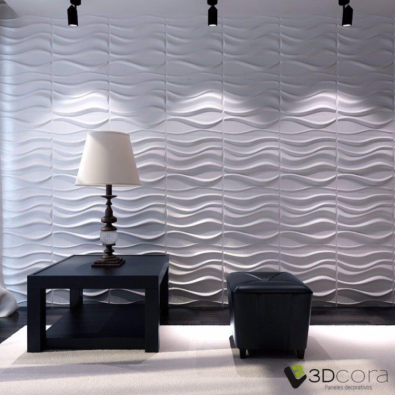 Comunicado los paneles decorativos 3d ltima tendencia - Lo ultimo en decoracion de paredes ...