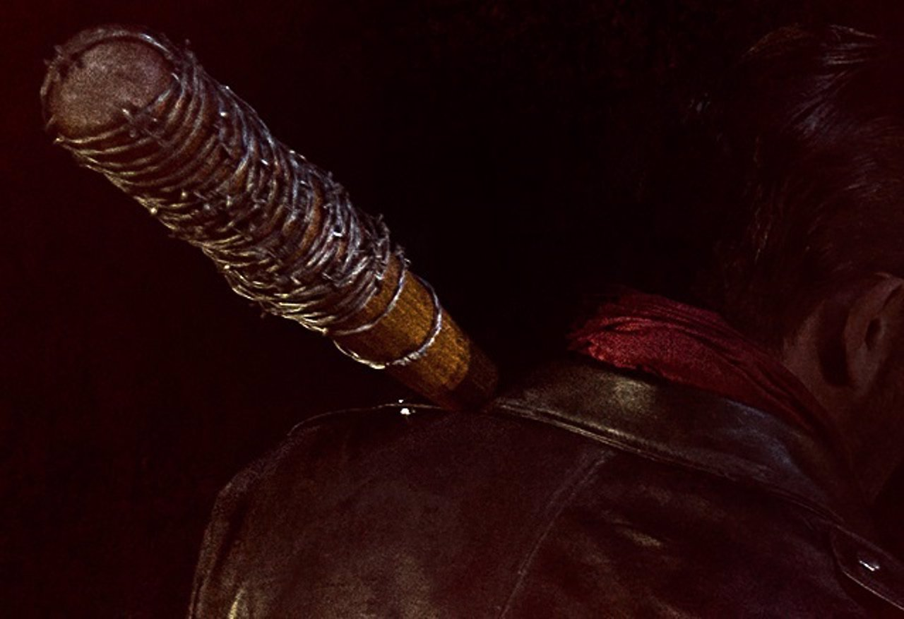 Jeffrey Dean Morgan es Negan The Walking Dead