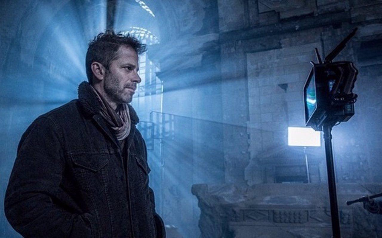 Zack Snyder en Batman v Superman: Dawn of Justice