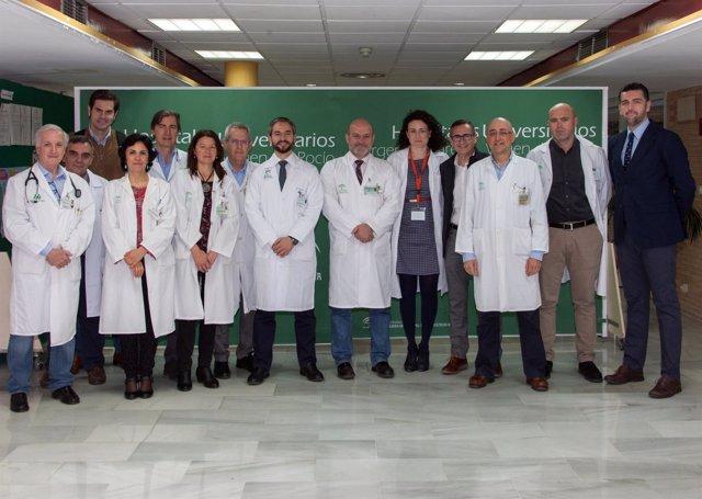 Nota Balance Trasplantes 2015 Hospital Virgen Del Rocío