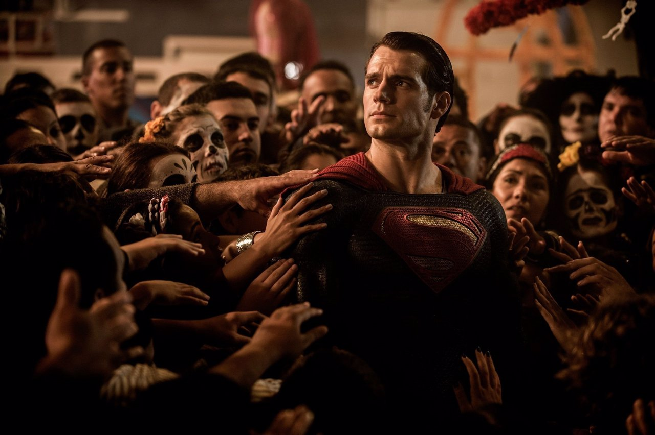 Superman en Batman v Superman