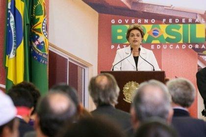 """Brasil.- Rousseff critica el """"proceso golpista"""" y defiende su legitimidad"""
