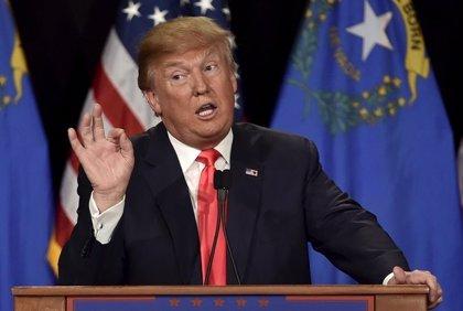 Trump apoya a su jefe de campaña a pesar de su arresto por agredir a una periodista