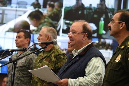 Colombia.- El Gobierno aclara que luchará contra el ELN hasta firmar la paz