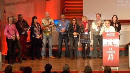 Primera reunión entre las Ejecutivas de UGT y CC.OO. tras la elección de Pepe Álvarez