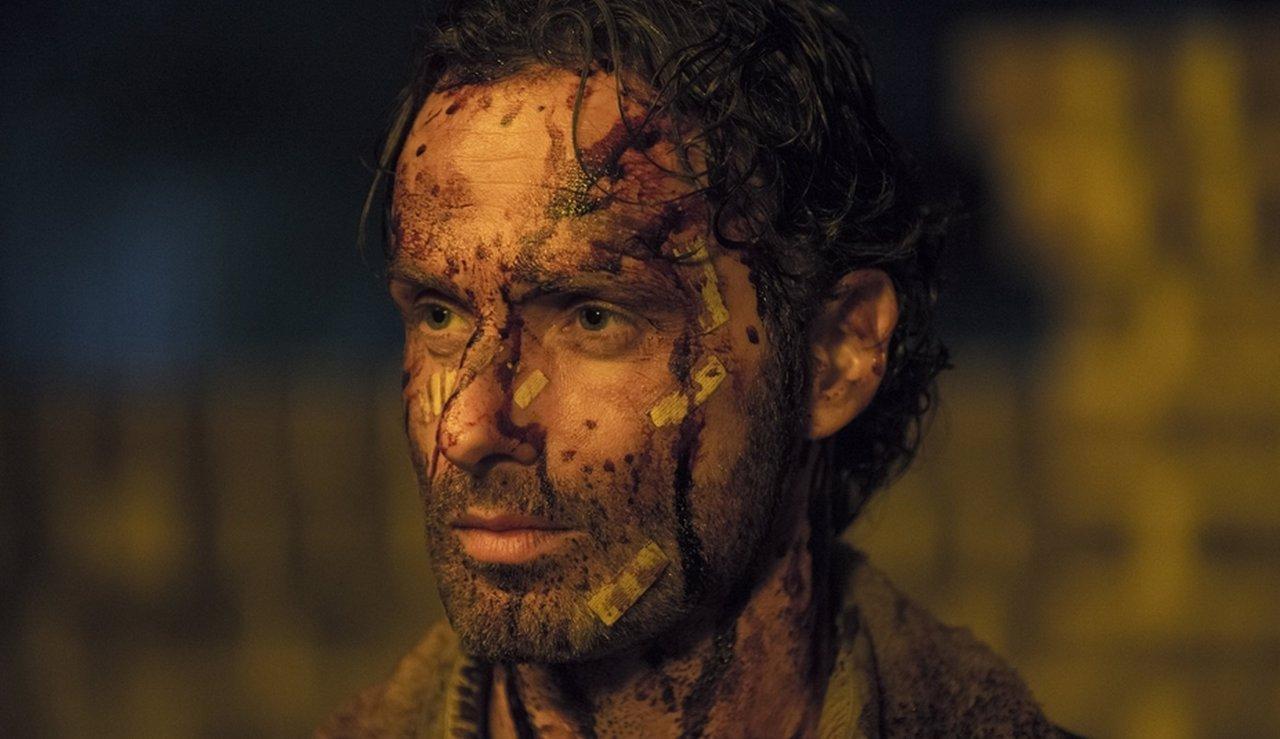 Andrew Lincoln - Rick en The Walking Dead
