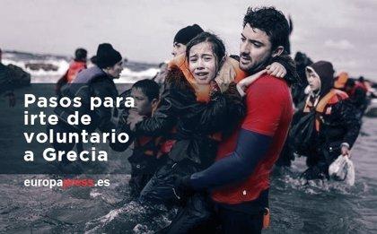 Guía para ayudar desde España y en Grecia a los refugiados