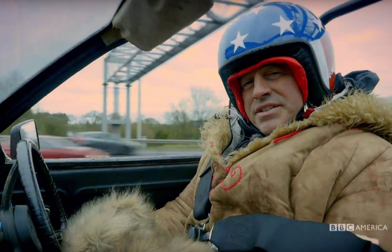 Matt LeBlanc en Top Gear