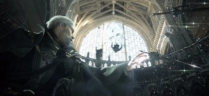 Final Fantasy XV tendrá película y una serie de animación