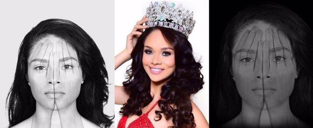 Sirey Moran, Miss Universo Honduras