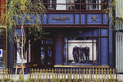 Hackett London prosigue con su expansión con su desembarco en Tokio