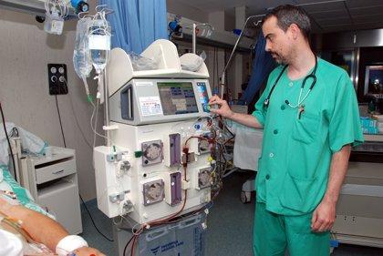 Servicio de Medicina Intensiva del H de Talavera incorpora la depuración renal extracorpórea con citrato
