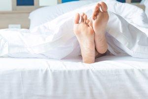 El síndrome de las piernas inquietas