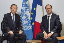 """Hollande y Ban Ki Moon, contra la """"impunidad"""" por los abusos de militares en la RCA"""