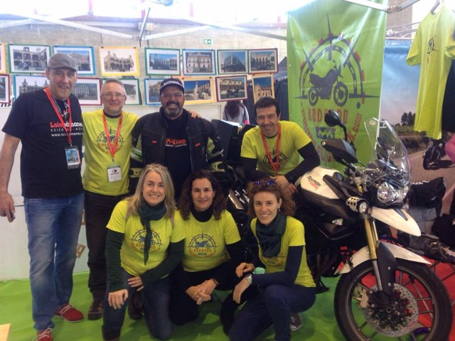 Evento Moto Madrid 2016