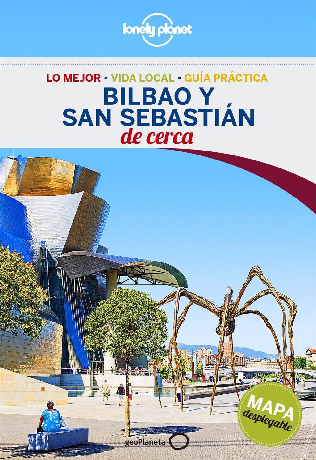 Lonely Planet presenta Bilbao y San Sebastián de cerca